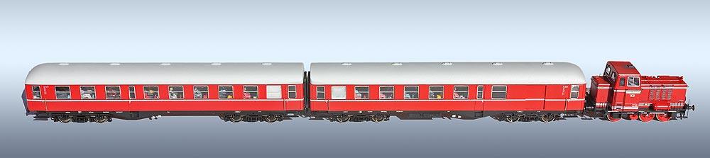 Anhänger Bad Orber Kleinbahn, Bild 3