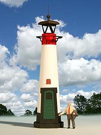 Leuchtturm Assens, Bild 2