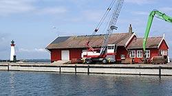 Orginalgebäude, Stand 2004