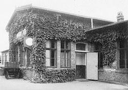 Vorbild ca. 1925