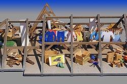 Dachboden, Ausstattungsvorschlag