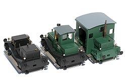 FRICHS Rangier-Traktor, Bild 1