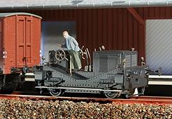 FRICHS Rangier-Traktor, Bild 2