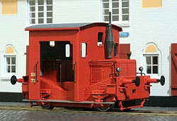 FRICHS Rangier-Traktor, Bild 5