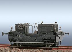 FRICHS Rangier-Traktor, DSB 74
