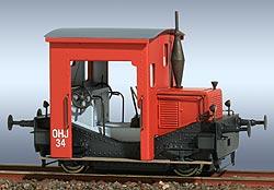 FRICHS Rangier-Traktor, OHJ 34 + 35