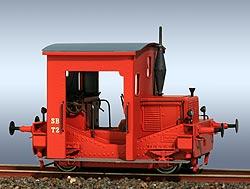 FRICHS Rangier-Traktor, SB T2
