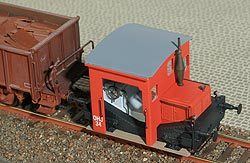 FRICHS Rangier-Traktor, Bild 4