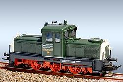 Jung R 42 C, Krefelder Hafenbahn D VI