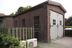 Foto des Originalgebäudes, Stand 2004