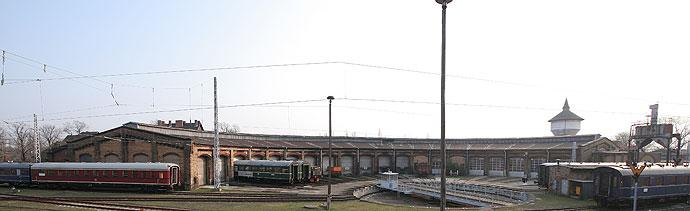 Originalgebäude, Stand 2008
