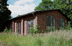 Originalgebäude, Stand 2004