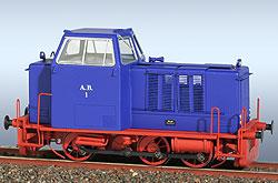 Amagerbahn/DK, AB 1, C-Kuppler