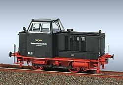 Uetersener Eisenbahn, B-Kuppler
