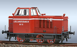 Lollandsbanen/DK, C-Kuppler