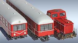 Anhänger Bad Orber Kleinbahn, Bild 1