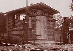 Foto Originalgebäude Stand 1929