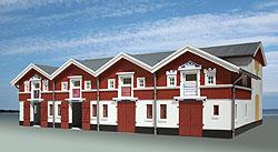Fischerhäuser Skagen, Bild 1
