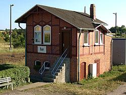 Originalgebäude Stand 2003