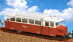 VOMAG-LHB-Schienenbus, Bild 1