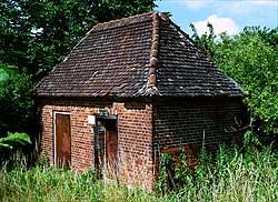 Originalgebäude, Stand 2002