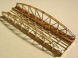 Brücke 21, Messing pur