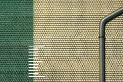 Schindelplatte Bemalungsvarianten