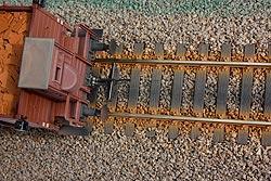 Gleisschotter, Spur O, Bild 2