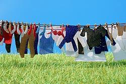 Bausatz Wäsche und Zubehör, Bild 1