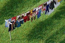 Bausatz Wäsche und Zubehör, Bild 2